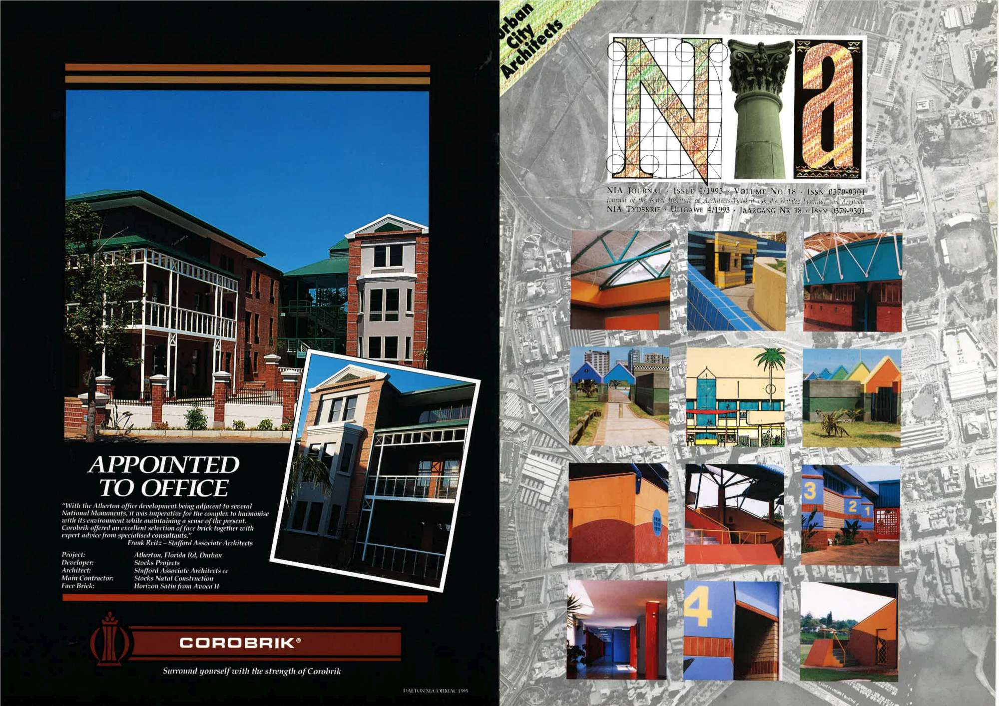 durban city architects the journal of the kwazulu natal institute